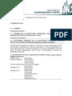 LITERATURA CONTEMPORÁNEA 2018