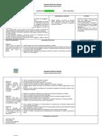 Planifcaciones de Ciencias Naturales 6to Unidad 4