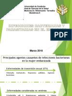 Infeciones Bacterianas y Parasitarias