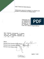 Poder e Afeto Em Reich - Barreto Andre Valente de Barros