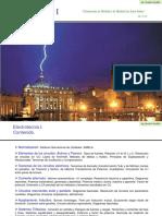 PPT ELECTROTECNIA I - Presentación Hasta Superposición CC