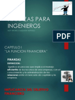 Finanzas Capitulo I