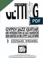 Getting to Gypsy Jazz Guitar(1)