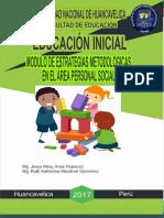 20101-Ss-0104-17 Estrategias Metodologicas en El Area de Personal Social