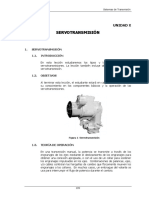 2.Manual Servotransmision Tecsup