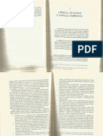 Texto 24. 04 Ciência, CidadãoS e Ameaças Ambientais