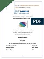 NESTLE Final Report 10-11