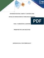 Fase2 Planeacion de Auditoria Juan Ruiz