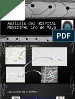 analisis del hospital villa 1ro de mayo