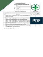 DT Evaluasi Kesesuaian Peresepan Dgn Formularium