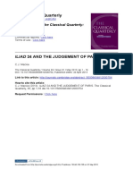 0 - Mackie, C. J. Il 24 Judgement of Paris.pdf