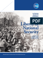 Liberty & National Security