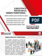 Rama Ejecutiva Territorial