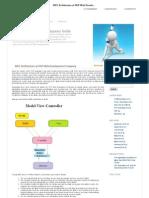 MVC Architecture at PHP Web Development Company « eTatvasoft – PHP Development Company