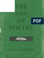 The Art of Poetry (Kenner)