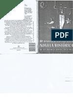 La Nueva Novela Historica en America Latina
