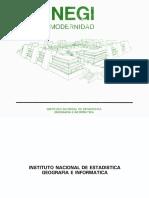 INEGI - Instituciones