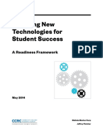 Adopting New Technologies for Student Success