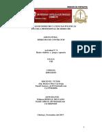 DERECHO DE CONTRATOS ACT N° 10