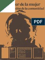 Mariarosa Dalla Costa, Selma James - El Poder de La Mujer y La Subversion de La Comunidad