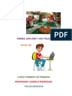 Excel Dani r