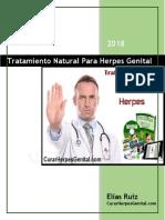 Tratamiento Natural Para El Herpes Genital