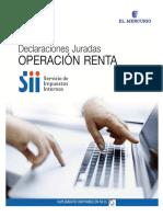 Suplemento Declaraciones Juradas 2016