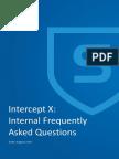 FAQ Internal InterceptX