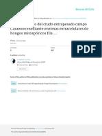 BiotratamientodelcrudoextrapesadocampoCarabobomedianteenzimasextracelularesdehongos