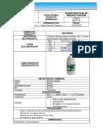 Ficha Técnica Biovarsol