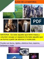 naturaleza DEL ÁTOMO I.ppt