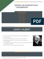 Hilbert y Gauss