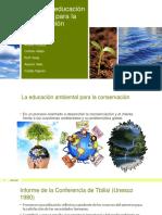 educacion ambiental