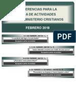 Vmc Guia de Febrero 2018