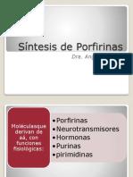 26 Síntesis de Porfirinas