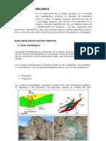 prospeccion Geoquimica