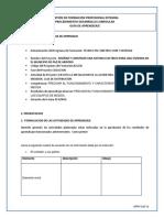 Gfpi-f-019 Formato Guia de Aprendizaje Medidores El Palmar