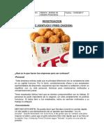 Analisis de Kfc