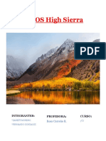 Todo Sobre MacOS High Sierra