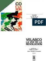 Velasco, La Voz de La Revolución
