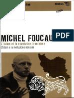Cavazzini-foucault e La Rivoluzione Iraniana