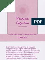 Woodcock Cognitivo