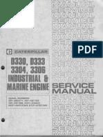 caterD330, D333, 3304, 3306 Especificaciones.pdf