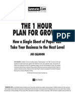 The 1 Hour Plan For Growth.pdf