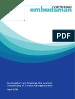 VO Parliamentary Report Wodonga Council Apr 2018 (1)