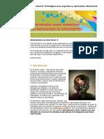 Clase Virtual 2_ Estrategias Para Organizar y Representar Información