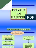 Module 06- Travaux en Hauteur