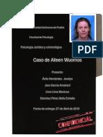 Caso de Aileen Wournos