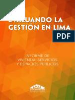 Reporte Vivienda Espacios 2013