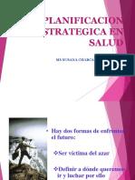 Planificacion Estrategica en Salud Clase ULA